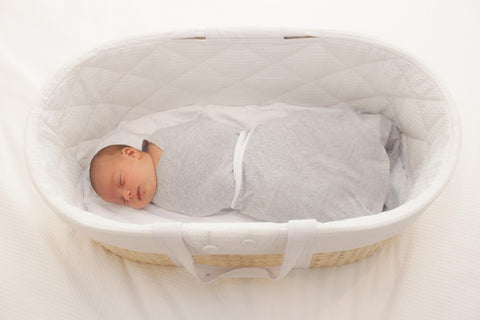 Swaddling Your Baby: Better Sleep for the Baby and Other Benefits