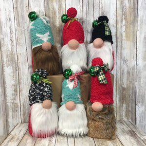 Gnomies - Plush Gnome Stuffed Sock Figures