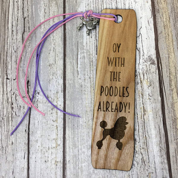 Gilmore Girls Bookmarks - Laser Engraved Wood