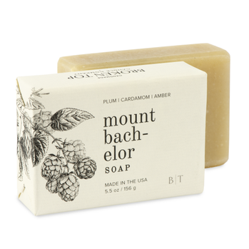 Mt Bachelor Bar Soap  - 5.5oz - Broken Top Candle Company