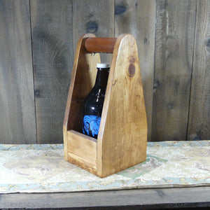 Single Growler Holder Weekend Brew Carrier