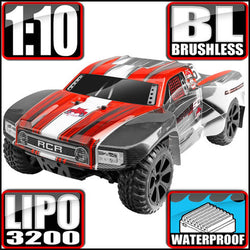 Blackout™ SC PRO Short Course Truck 1/10 Scale Brushless Electric