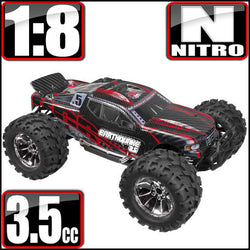 Earthquake 3.5 Truck 1/8 Scale Nitro