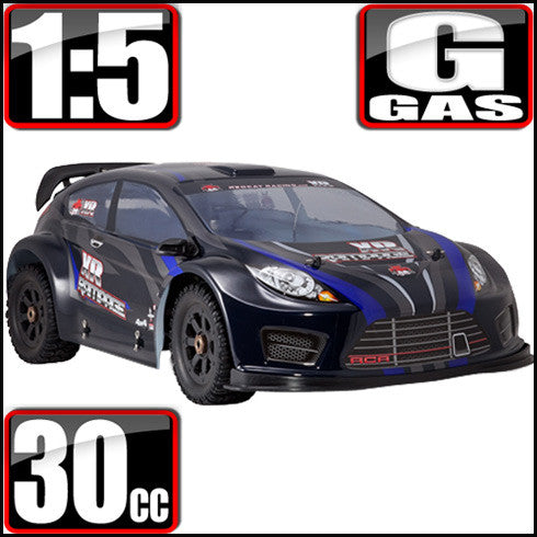 Rampage XR Rally 1/5 Scale Gas