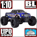 Volcano EPX PRO Truck 1/10 Scale Brushless Electric