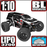 Terremoto-10  V2 Truck 1/10 Scale Brushless Electric