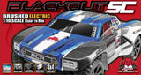 Blackout™ SC Short Course Truck 1/10 Scale Electric