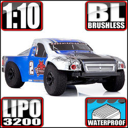 Caldera SC 10E Short Course Truck 1/10 Scale Brushless Electric