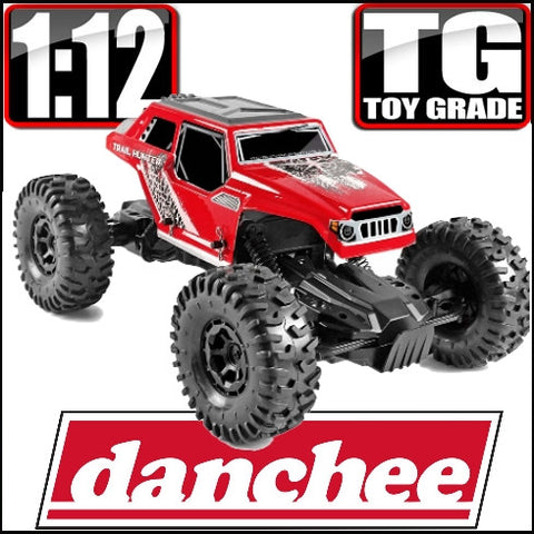 Danchee™ Trail Hunter 1/12 Scale Toy Grade Crawler