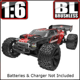 Shredder 1/6 Scale Brushless Electric