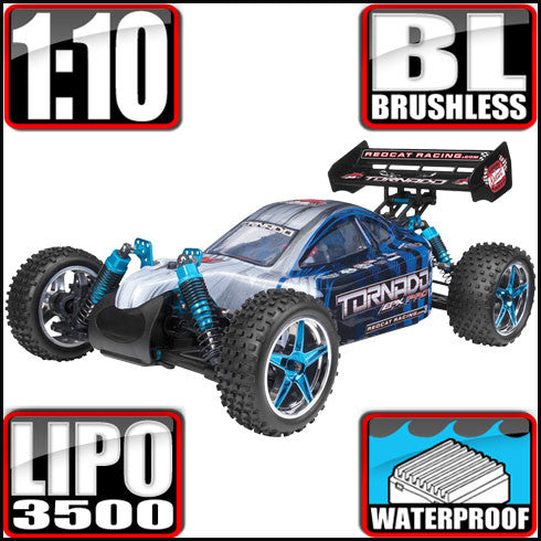 Tornado EPX PRO Buggy 1/10 Scale Brushless Electric