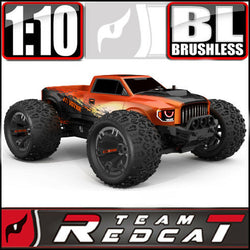 Team Redcat  TR-MT10E  Truck 1/10 Scale Brushless Electric