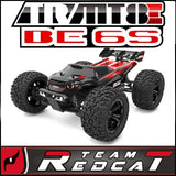 Team Redcat TR-MT8E BE6S  Monster Truck 1/8 Scale Brushless Electric
