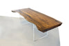 TABLE BASE | Clear Lucite