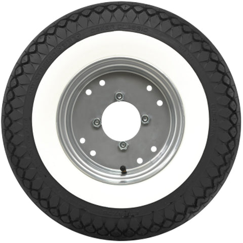 "Coker 475-775 1 3/4"" Double Whitewall Scooter Tire"