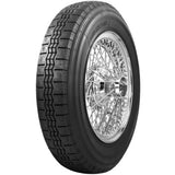 125R15 Michelin X Radial Blackwall Tires-Each Coker 55590