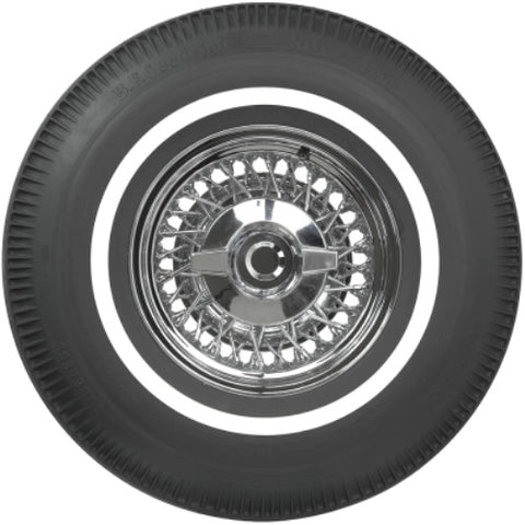 "Coker 900-15 BFGoodrich 1"" Whitewall Tubeless Tire"