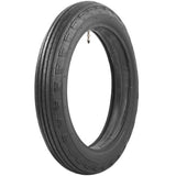 300-16 Goodyear Ribbed Vintage Motorcycle Tire (90/90-16+80/100-16 Equivalent)