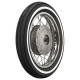 "325-16 Firestone 5/8"" Whitewall Motorcycle Tire Only 100/90-16+80/100-16 Equiv."
