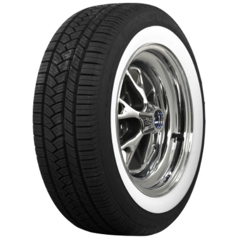 "Coker P205/60R16 American Classic 1 1/2"" Whitewall Radial Tire - (Each)"