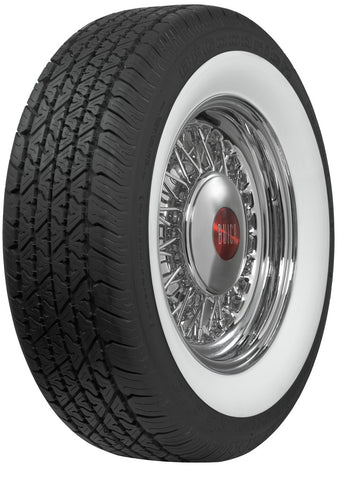 "Coker P225/60R16 BFGoodrich 1 3/4"" Whitewall Radial Tire"
