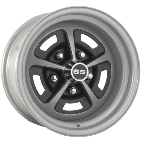 Coker 69 70 Chevelle SS Original Style Wheel - 14X7 (Each) (Wheel Only)