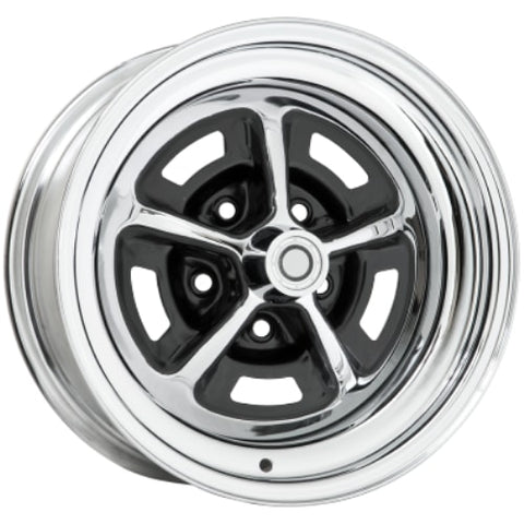 "Coker 15X7 Magnum 500 Chrome 4.25"" B/S By Specialty Wheel"