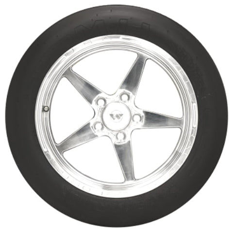 Coker 4.5/28-17 M & H MSS024 M&H Drag Race Front Runner Tire Dot Certified