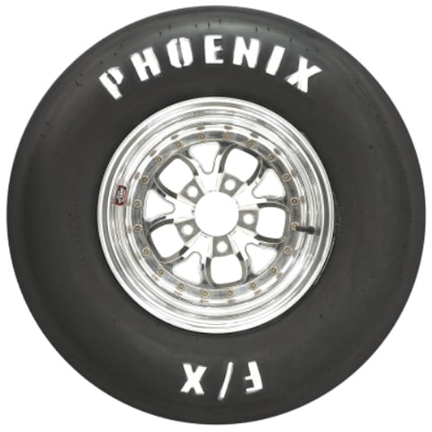 10.5/29.5-15 (F9) Phoenix Drag Tire PH374 Coker PH374
