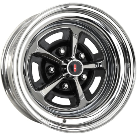 Coker 15X8 Oldsmobile SS1 (Chevelle) Rallye Wheel 4.5Bs