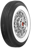 "Coker 710-15 Us Royal 3 1/4"" Whitewall Tubeless Tire"