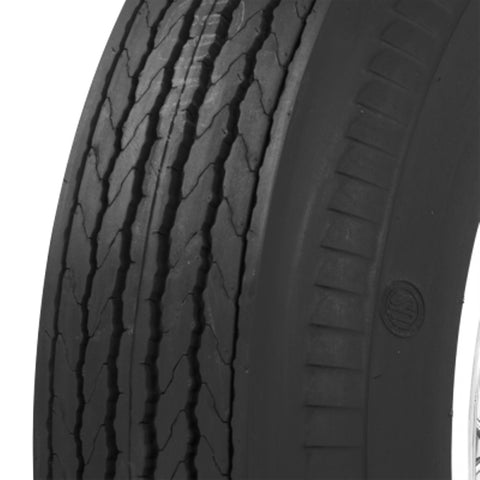 "Coker 820-15 Us Royal 2 1/4"" Whitewall Tubeless Tires"