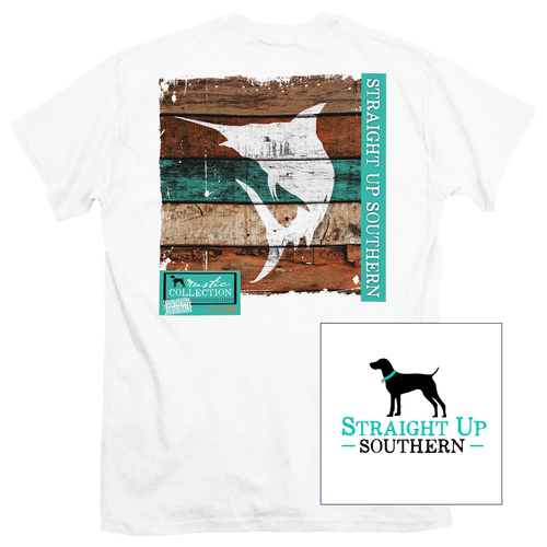 TWISTED MARLIN TEE
