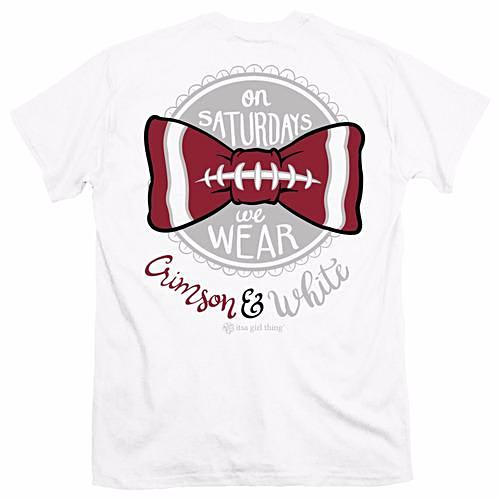 BAMA Saturday Wear Tee