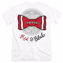 GA Bull Dawgs Saturday Wear Tee