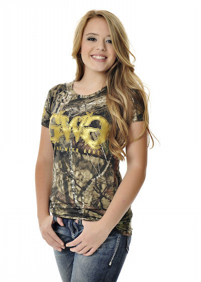 BASIC TEE - MOSSY OAK BREAK UP COUNTRY®