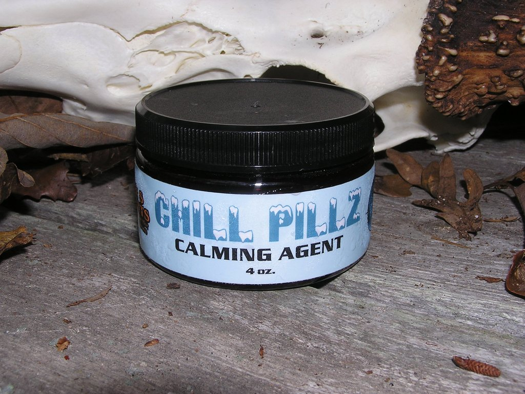 Chill Pillz Deer Calming