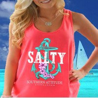 FLOWER ANCHOR TANK