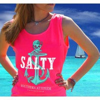 PINK PIRATE SALTY TANK