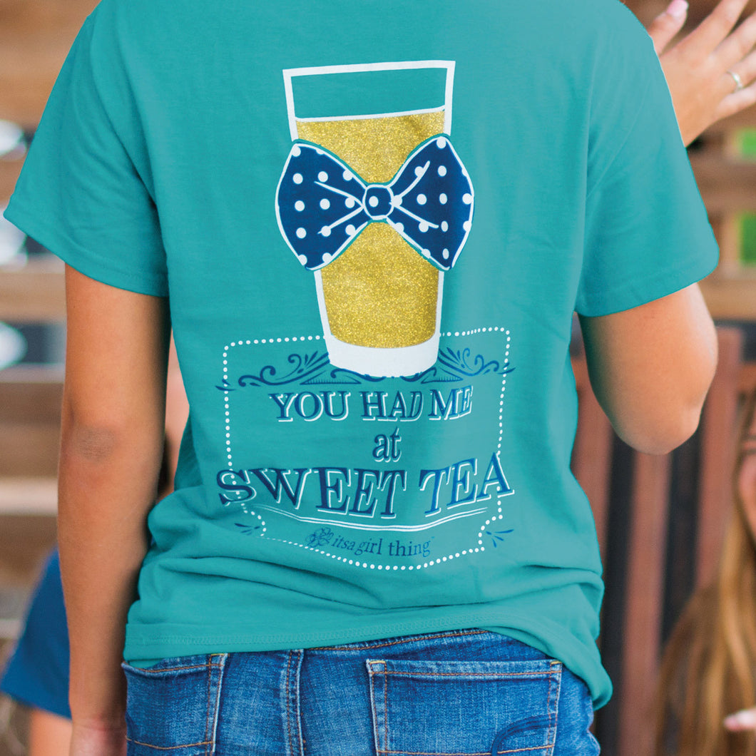 You had me at Sweet Tea