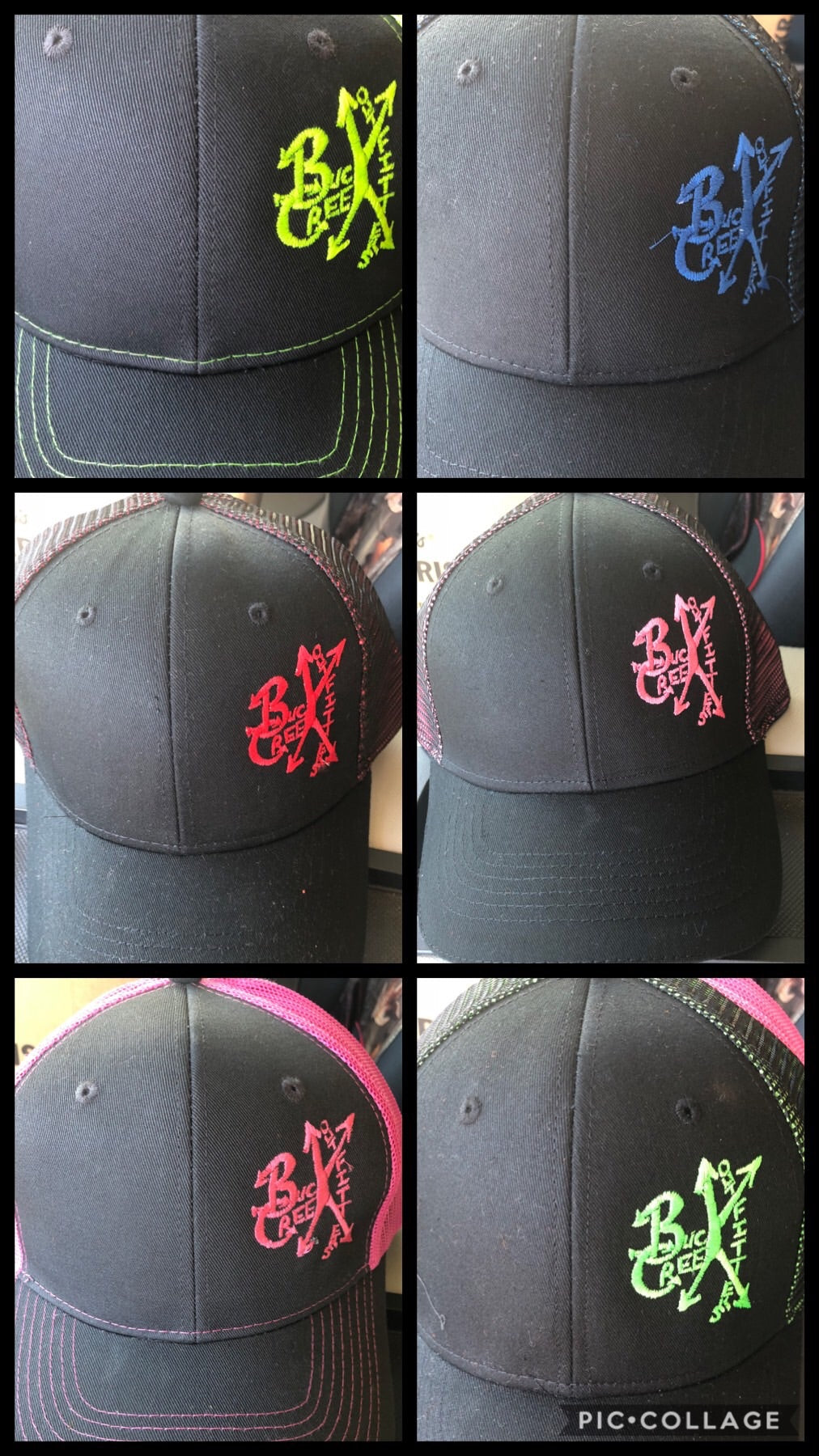 BCO HATS