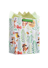 Racoons Paper Bag