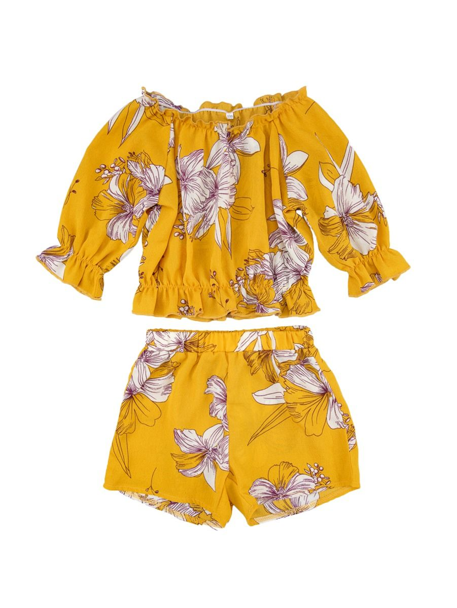 Flower Power 2 Piece Set