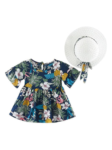 Lauren Dress & Hat