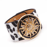 Fashion Charm Leather Bracelets