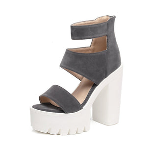 Fashion Summer Platform Sandals-nbemporium.com
