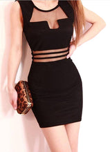 Load image into Gallery viewer, Nightclub sexy low-cut Pencil Dress