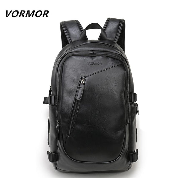 Waterproof Casual Mens/Teens leather backpack-nbemporium.com