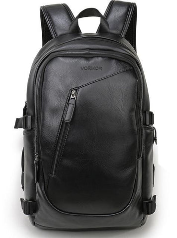 Waterproof Casual Mens/Teens leather backpack