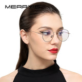 New Men/Women Retro Classic Optical Frames Eyeglasses Glasses-Nikkis Beauty Emporium